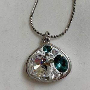 Swarovski Necklace with Pendant